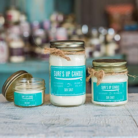 BOUGIES SURF'UP CANDLE