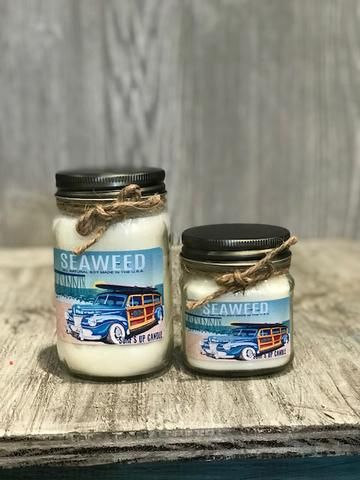 BOUGIE SURF S UP CANDLE VINTAGE