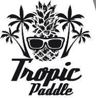 STAND UP PADDLE GONFLABLE TROPIC