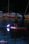 PAGAIE TORCH SUP 78'' 198 cm  démontable 2 parties