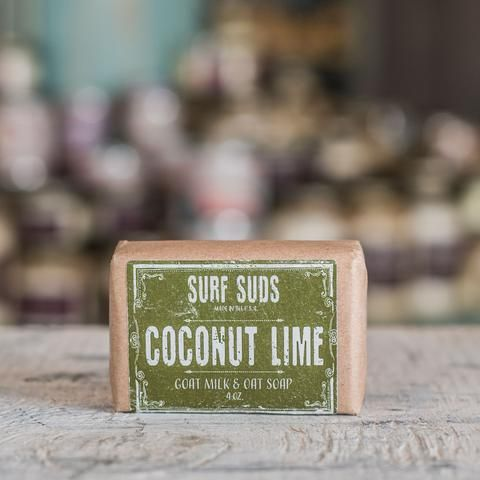 SAVON COCONUT LIME