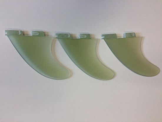 DERIVES TRI FINS GLASS 2 TABS