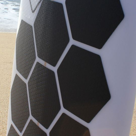 GRIP SURF/SUP HEXA TRACTION BLACK