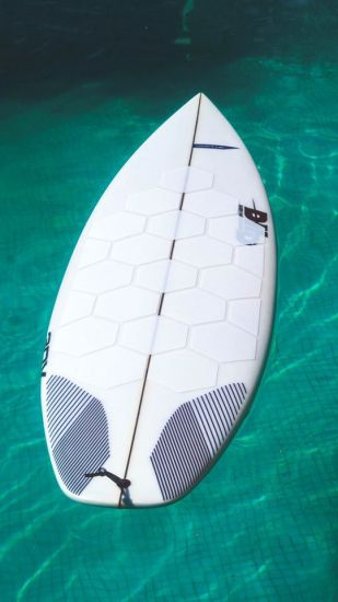 GRIP SURF/SUP HEXATRACTION WHITE